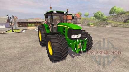 John Deere 7430 Premium v1.0 для Farming Simulator 2013