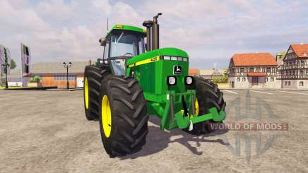 John Deere 4455 v1.1 для Farming Simulator 2013