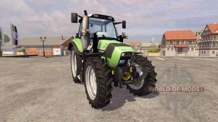 Deutz-Fahr Agrofarm 430 v1.1 для Farming Simulator 2013