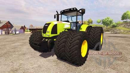 CLAAS Arion 640 v2.0 для Farming Simulator 2013