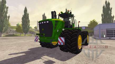 John Deere 9630 v2.0 для Farming Simulator 2013