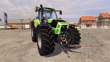 Deutz-Fahr Agrotron 7250 [PloughingSpec] v2.0 для Farming Simulator 2013