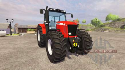 Massey Ferguson 5475 v1.8 для Farming Simulator 2013