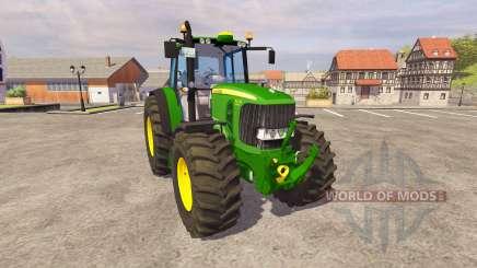 John Deere 7530 Premium v1.1 для Farming Simulator 2013