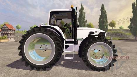 John Deere 7530 Premium [white chrom edition] для Farming Simulator 2013