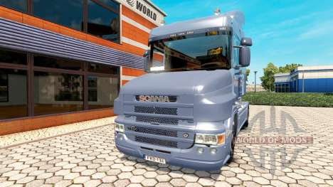 Scania T500 v2.0 для Euro Truck Simulator 2