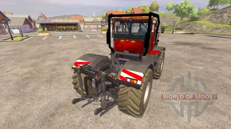 К-701 Кировец [forest edition] для Farming Simulator 2013