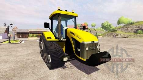 Caterpillar Challenger MT765B v3.0 для Farming Simulator 2013