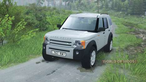 Land Rover Discovery 3 [08.11.15] для Spin Tires