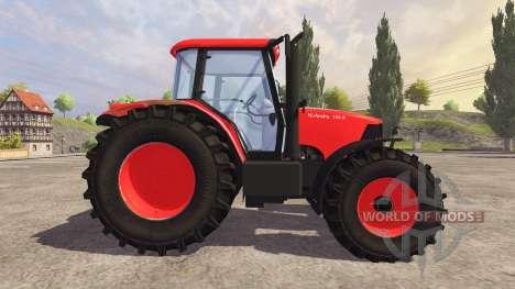 Kubota M135X v2.0 для Farming Simulator 2013