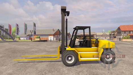 Komatsu EX50 для Farming Simulator 2013