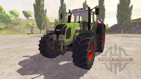 Fendt 916 Vario для Farming Simulator 2013