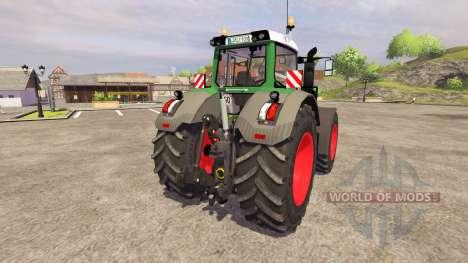Fendt 939 Vario v2.0 для Farming Simulator 2013