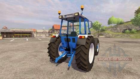 Ford 7810 v2.0 для Farming Simulator 2013