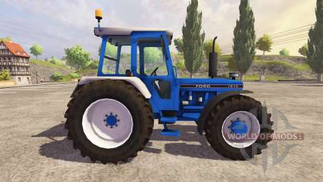Ford 7810 v2.0 для Farming Simulator 2013