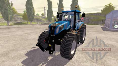 New Holland T8.390 для Farming Simulator 2013