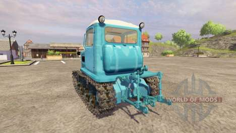 ДТ-75 Казахстан v2.1 для Farming Simulator 2013