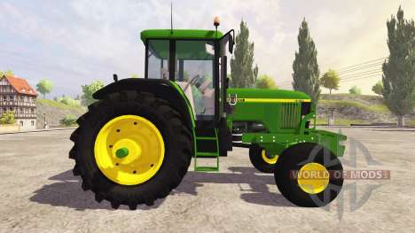 John Deere 7810 2WD для Farming Simulator 2013