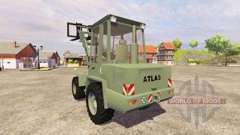 Zettelmeyer ZL 602 для Farming Simulator 2013