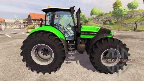 Deutz-Fahr Agrotron X 720 [ploughing spec] для Farming Simulator 2013