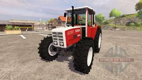 Steyr 8080 Turbo v2.0 для Farming Simulator 2013