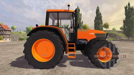 Kubota M105X для Farming Simulator 2013