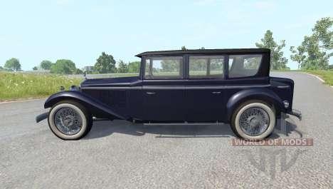 Auriga Heron 1927 для BeamNG Drive