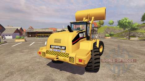 Caterpillar 980H v2.0 для Farming Simulator 2013