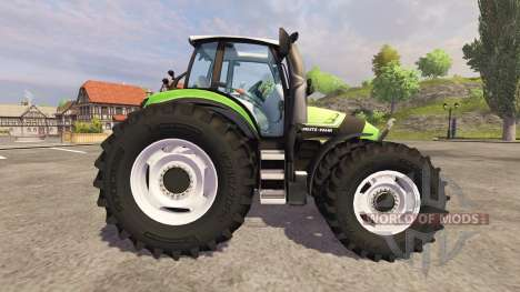 Deutz-Fahr Agrotron 430 TTV [care wheels] для Farming Simulator 2013