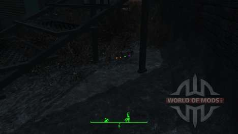 Подсветка журналов и голоигр для Fallout 4