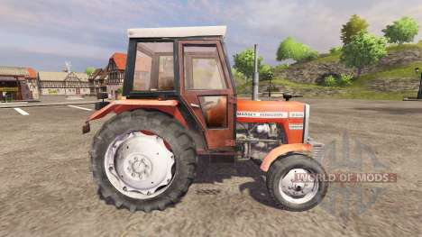 Massey Ferguson 255 v1.4 для Farming Simulator 2013