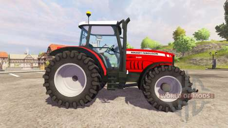 Massey Ferguson 7499 для Farming Simulator 2013