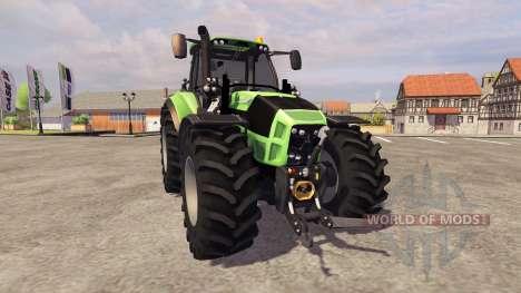 Deutz-Fahr Agrotron 7250 для Farming Simulator 2013