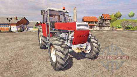 URSUS 1204 для Farming Simulator 2013