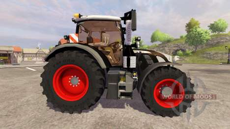 Fendt 724 Vario SCR [black beauty] для Farming Simulator 2013