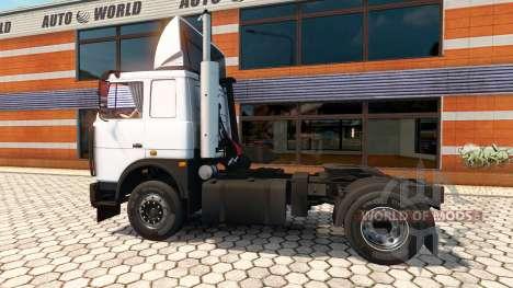 МАЗ-5432 для Euro Truck Simulator 2