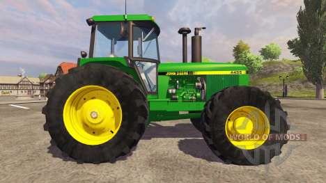John Deere 4455 v1.2 для Farming Simulator 2013
