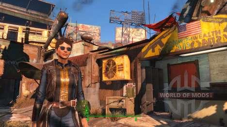 Отражения в очках для Fallout 4