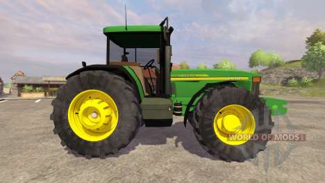 John Deere 8410 v1.1 для Farming Simulator 2013