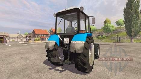 МТЗ-892 Беларус v2.0 для Farming Simulator 2013