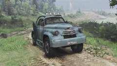 ГАЗ-М-20 Победа custom [08.11.15]