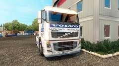Скин Volvo Trucks на тягач Volvo