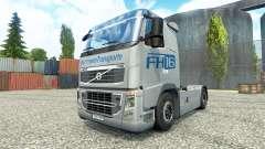 Скин Hartmann Transporte на тягач Volvo