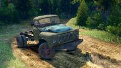 ГАЗ-52 на раме ГАЗ-63 [13.04.15]