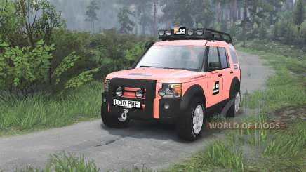 Land Rover Discovery 3 G4 [08.11.15] для Spin Tires