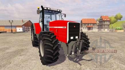 Massey Ferguson 8140 v1.0 для Farming Simulator 2013
