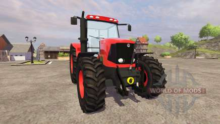 Kubota M135X v2.0 для Farming Simulator 2013