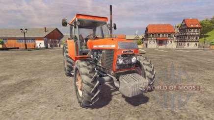 URSUS 1224 Turbo v1.4 для Farming Simulator 2013