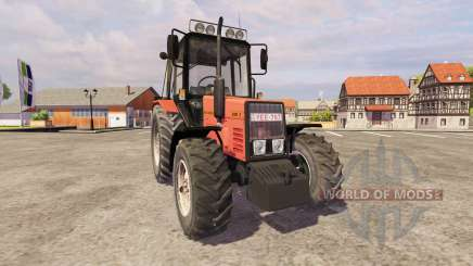 МТЗ-892.2 Беларус v1.1 для Farming Simulator 2013