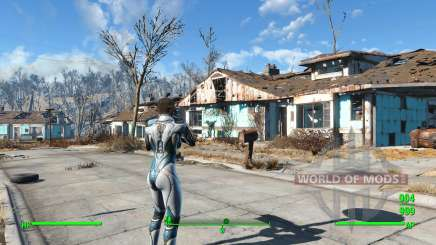 Костюм Кэрриган для Fallout 4